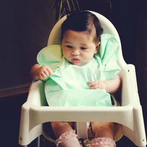 'Love' Wings Bib - bibs