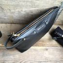 Men's Personalised Leather Toiletry Bag