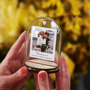 Floating Photo Dome - gifts for mothers