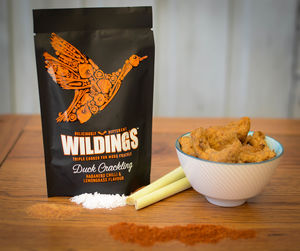 Habanero Chilli And Lemongrass Duck Crackling