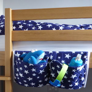 Star Design Bedside Pocket Organiser