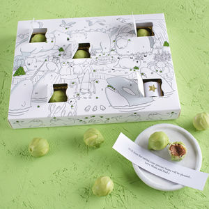 Arctic Animals Chocolate Sprout Advent Calendar - advent calendars