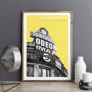 Manchester Prints The Printworks