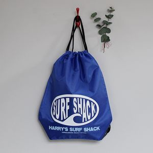 Personalised 'Surf Shack' Swimming Bag