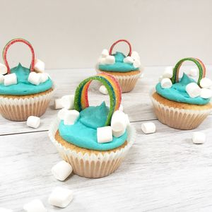 Rainbow Cupcake Baking Kit