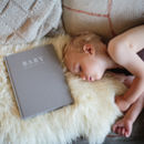 Baby Record Journal Birth To Five Years