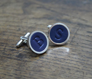 Personalised Cufflinks - best man & usher gifts