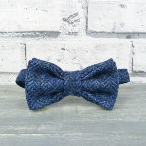 Boys Yorkshire Tweed Bow Tie - clothing