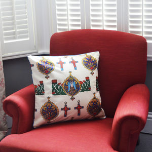'Lady Margherita' Cushion