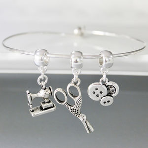 Personalised Sewing Bracelet - jewellery sale