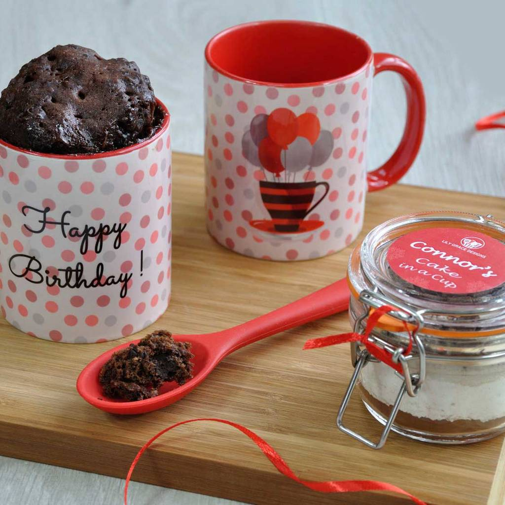 Dairy Free Spotty Dotty Choccy Birthday Cake Kit