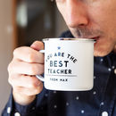 Best Teacher Personalised Mug
