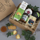 The Cheese Lover's Gift Box Hamper