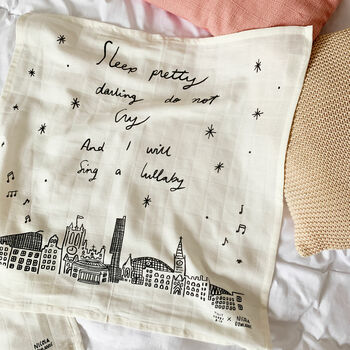 Lullaby Baby Muslin