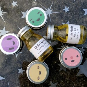 Little Herbs Skincare Sampler Set - gift sets