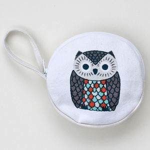 Owlberta Coin Purse - bags, purses & wallets