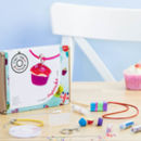 Cupcake Jewellery Craft Kit