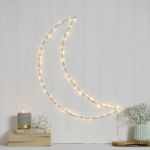 Fairy Light Moon