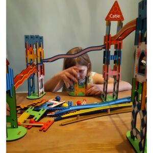 Personalised Marble Run