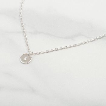 Good Luck Gift Lucky Number Necklace