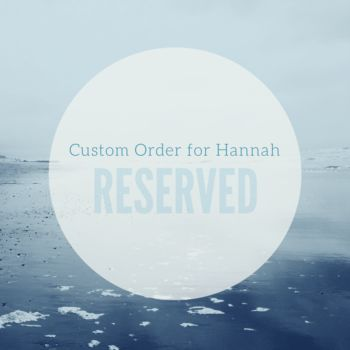 Additional Disc For Hannah