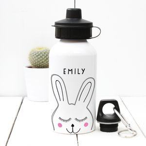 Personalised 'Rabbit' Water Bottle - what's new