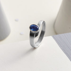 Sapphire Wrap Ring - view all new