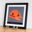 Cycling Art, Colnago Cap Print
