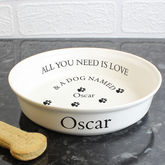 Personalised Dog Bowl - pets
