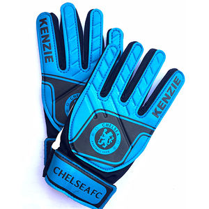 Personalised Chelsea Goalkeeper Gloves - outdoor toys & games