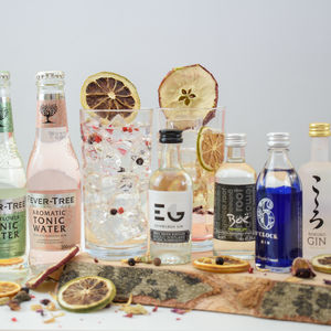 The Perfect Gin And Tonic Set - gift sets