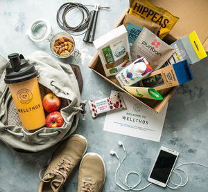 Three Month Health And Fitness Subscription - new in food & drink