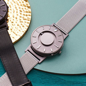 Bradley Mesh Watch - men's style