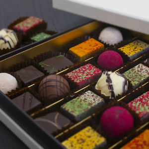 Artisan Chocolates 25 Piece Collection - original corporate gifts