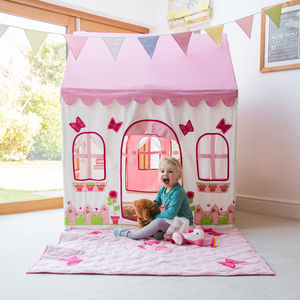 Rose Cottage And Tea Shop Playhouse - games
