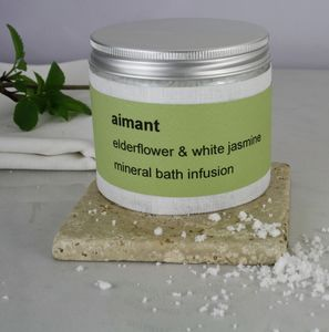 Personalised Aimant Mineral Bath Infusion