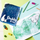 Personalised Daddy And Me Book
