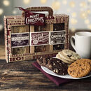 Christmas Luxury Biscuit Gift Box