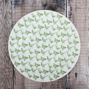 'Game Birds' China Side Plate