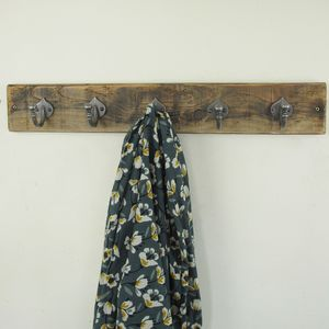 Country Coat Hook Rack