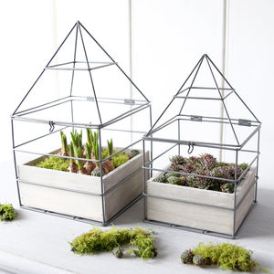House Frame Planter - gifts for her