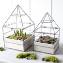 House Frame Planter