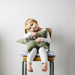 Personalised Star Cushion - gifts for children
