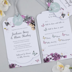 Midsummer Luxe Invitation Set - invitations