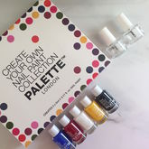 Create Your Own Nail Polish Set 2pc - health & beauty
