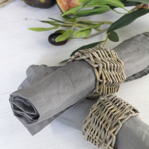 Willow Napkin Ring - kitchen