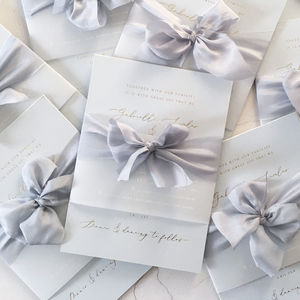 Gabriella Invitation Suite