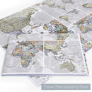 Land's End To John O' Groats Map Print