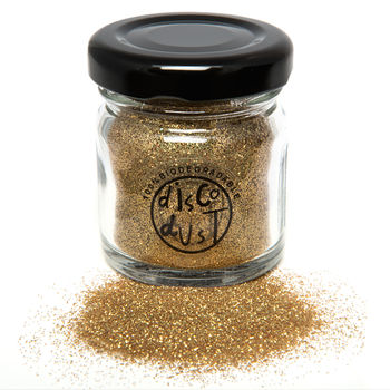 No.32 Biodegradable Gold Glitter Mix