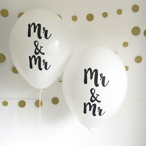 Mr And Mr Balloons